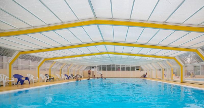 Captivating ... Pools Area Camping La Plage Benodet Heated ...